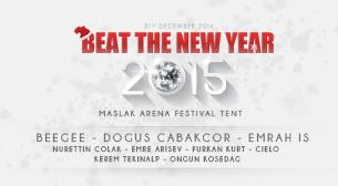 Beat The New Year 2015 Stand