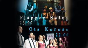 Caz Korosu ve Flapper Swing