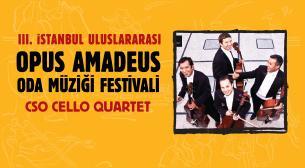 CSO Cello Quartet