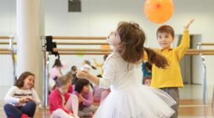 Dans Atölyesi - Çocuk Grubu