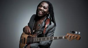 Garanti Caz Yeşili: The Richard Bona Quintet