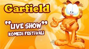 Garfield Live Show Komedi Festivali