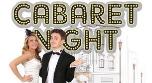 İpek Dinç ve Efe Ünal ile Cabaret Night