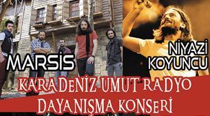 Karadeniz Umut Radyo Dayanışma Konseri