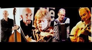 Pierre Blanchard Gypsy Jazz Quintet