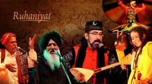 Ruhaniyat (Sufi - Hindistan Mistik Müzik Festivali)