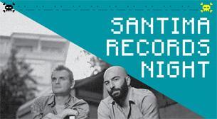 Santima Records Night Portecho - Paradisko