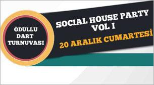Social House Party Vol 1