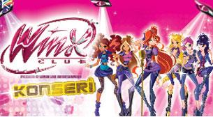 Winx Club - Canlı Konser