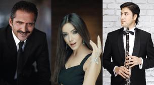 Yavuz Bingöl - Öykü Gürman - Serkan Çağrı - Senfonik Konser