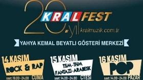 Türkiye'nin En Büyük Festivali Kralfest Başlıyor!
