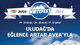 Avea Whitefest 2014