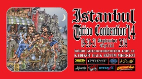 İstanbul Tattoo Convention 2014