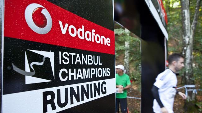 3. Vodafone İstanbul Champions Running