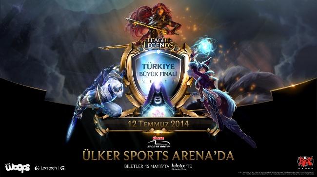 League of Legends 2014 Türkiye Büyük Finali