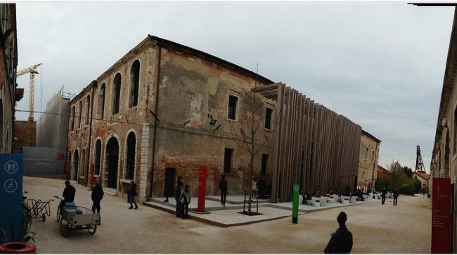 Venedik Bienali 14. Uluslararası Mimarlık Sergisi'ndeki Türkiye Pavyonu Açıldı
