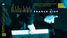 Franck Ciup, Piyano Resitali