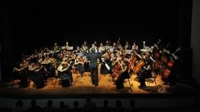 Greek Turkish Youth Orchestra'dan Mozart'la Bir Gece