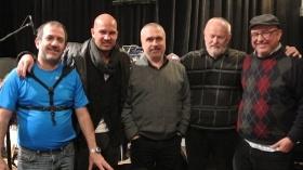 Janusz Szprot Band Young at Hearts