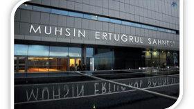 Harbiye Muhsin Ertuğrul Sahnesi