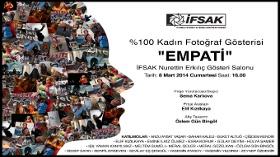 Yüzde 100 Kadın Projesi Empati İfsak'da