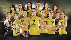 VakıfBank Bayan Voleybol Takımı Kupaları Sergisi