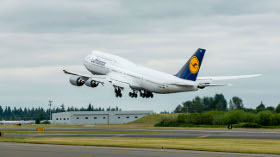 Boeing 1.500'üncü 747'yi Teslim Etti
