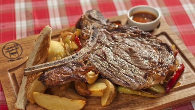 İstanbul'a Karşı Steak Pirzola
