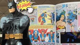 Dc Comics Kahramalari Kanyon'da Buluşyor