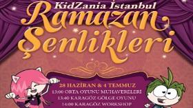 Kidzania İstanbul Ramazan Şenlikleri Bambaşka!