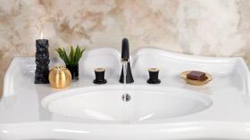 Brilla Armatür Serisi İle Banyolara Zarafet ve Işıltı Katıyor