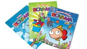 Boyama Kitapları İle Çocuklar Hem Eğlensin Hem Gelişsin