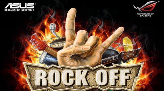 ASUS, Rock Off Festivalinde Oyunseverleri Yalnız Bırakmıyor