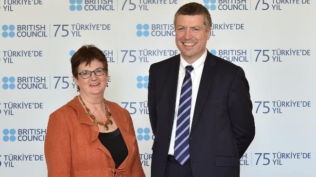 British Council Türkiye'deki 75'inci Yılını Kutladı