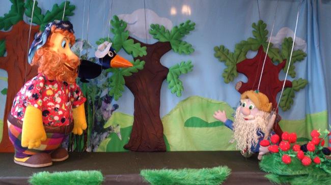 Uluslararası Eskişehir Çocuk ve Gençlik Tiyatroları Festivali