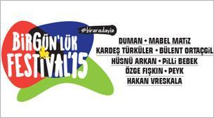 BirGün'lük Festival 2015