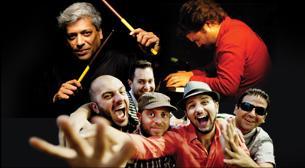 Dünya Tek Nefes Konseri - NY Gypsy All Stars – Trilok Gurtu – Tuluğ Tırpan