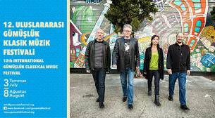 Grammy Ödüllü Kuartet Bodrum'da - Kronos Quartet
