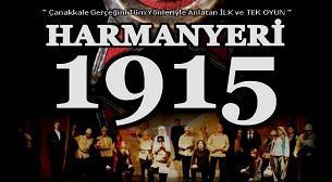 Harmanyeri 1915
