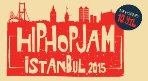 Hip Hop Jam İstanbul 2015