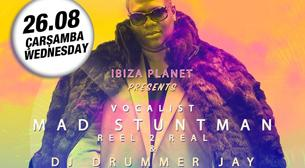 Ibiza Planet Party Reel 2 Real Feat Drummer Jay
