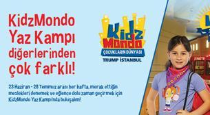 KidzMondo Yaz Kampı