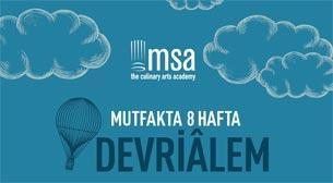 MSA - Mutfakta 8 Hafta -Devrialem