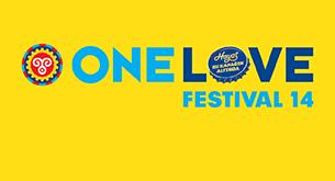 One Love Festival 14 - 1.Gün