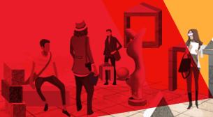 Sanat Ülker'le İstanbul Modern'de