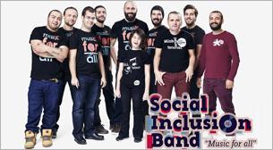 Social Inclusion Band - Karsu Dönmez
