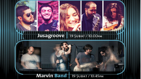 Jusagroove ve Marvin Band