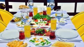 Yeniköy Kaşıbeyaz Bosphorus'tan Kahvaltı Şöleni