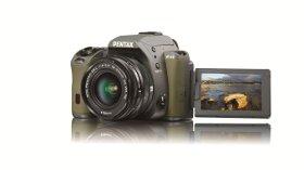 Küçücük ve çok hızlı: Yeni Pentax K-S2 Dijital SLR
