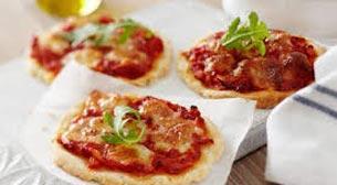 3-5 Yaş Mini Mini Pizza